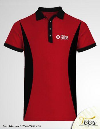 Áo thun đồng phục Công ty Gilos