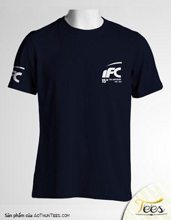 Áo thun đồng phục Công ty Kiểm toán IFC