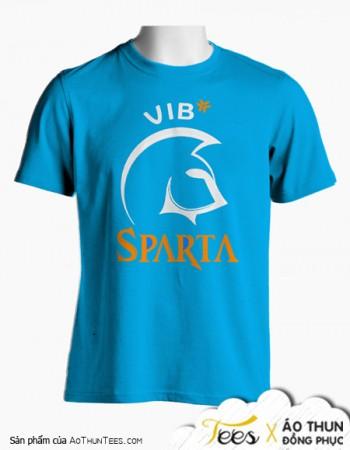 Áo thun đồng phục Ngân hàng VIB Buôn Mê Thuộc – Team Sparta