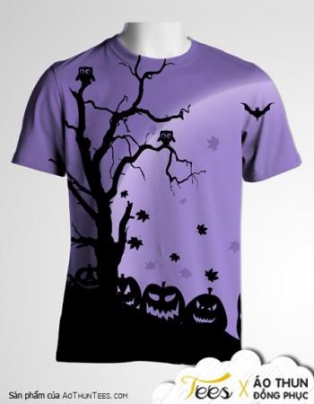 Áo thun mùa Halloween – Áo thun Ma Quỷ H10