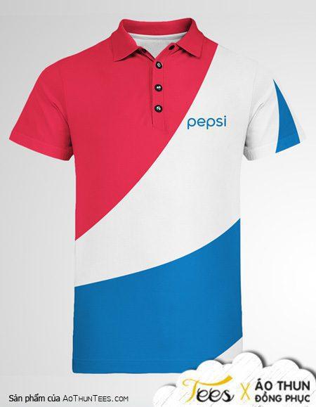 Áo thun sự kiện lễ hội của Pepsi