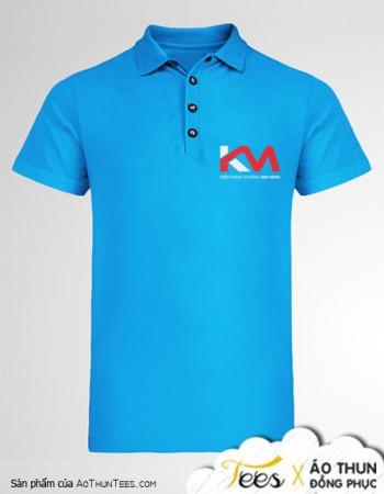 Áo thun đồng phục cửa hàng điện thoại Kim Minh