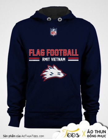 Áo hoodie RMIT VN Flag Football Club (SGS)