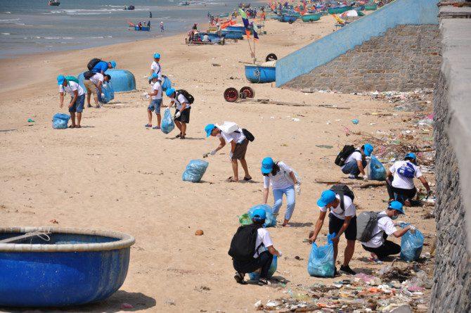Áo thun Dell #ShoreUp – Chung tay bảo vệ bờ biển