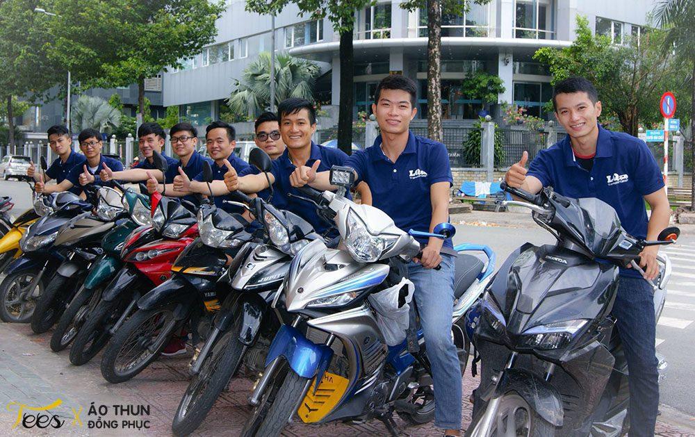 shipersaigon247 3 - Tuyệt vời áo thun anh em Shipper Sài Gòn 247
