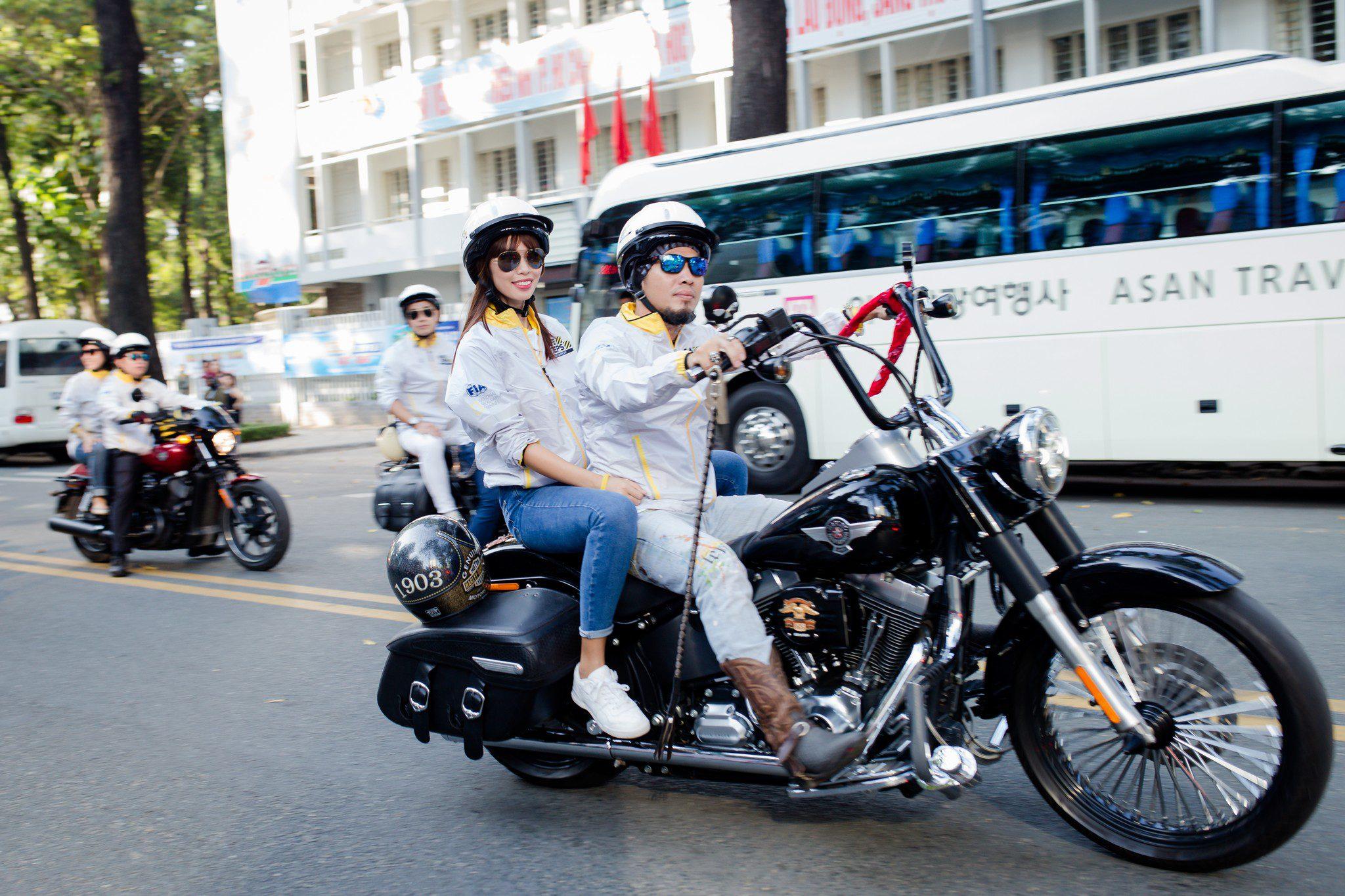 Ao thun Safe steps Road Safety 12 - Bừng sáng sự kiện Safe Steps của Liên Hợp Quốc tại Việt Nam với áo thun sự kiện