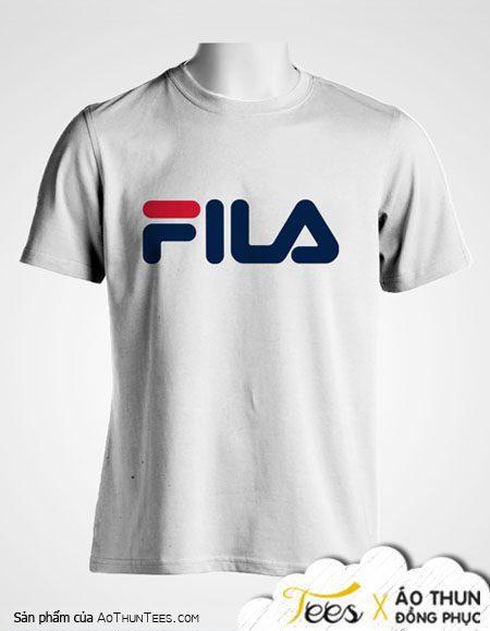 Áo thun đồng phục FILA