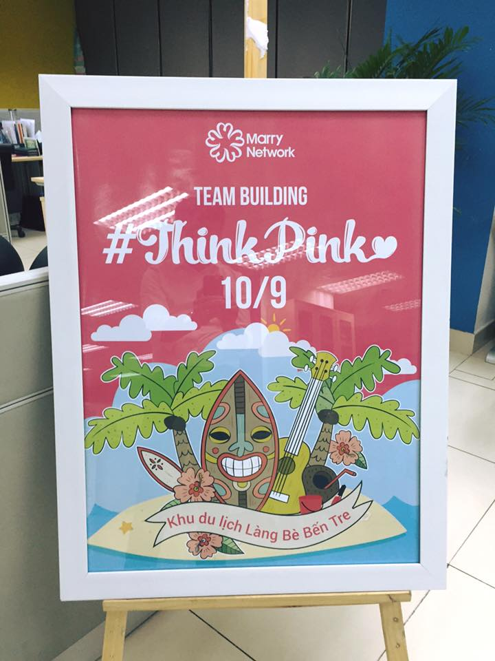 thinkpink marryvn 1ac - Ửng hồng áo thun Teambuilding #ThinkPink – Marry.vn