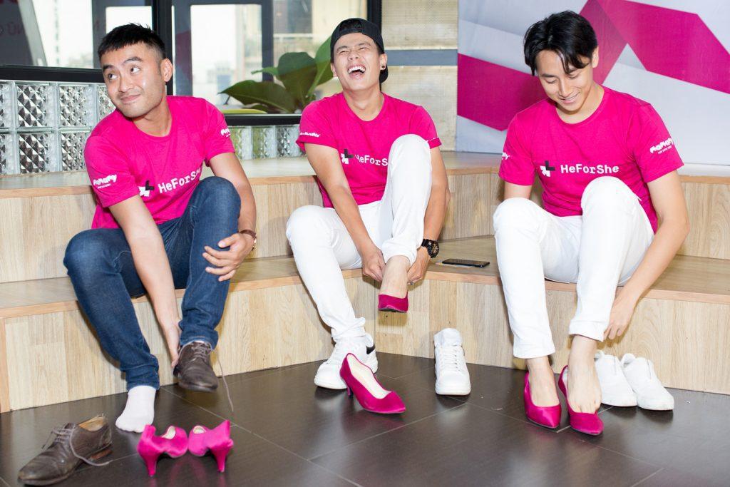 heforshe 19TAF 9967 1024x683 - Áo thun sự kiện chiến dịch #HeForShe - UN Women Việt Nam