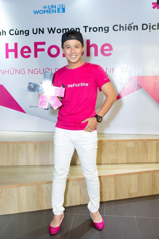 heforshe 23TAF 9999 - Áo thun sự kiện chiến dịch #HeForShe - UN Women Việt Nam