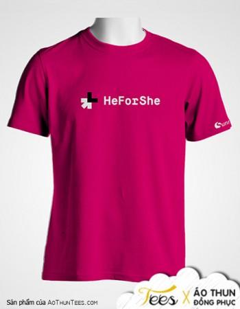 Áo thun HeForShe – UN Women Việt Nam