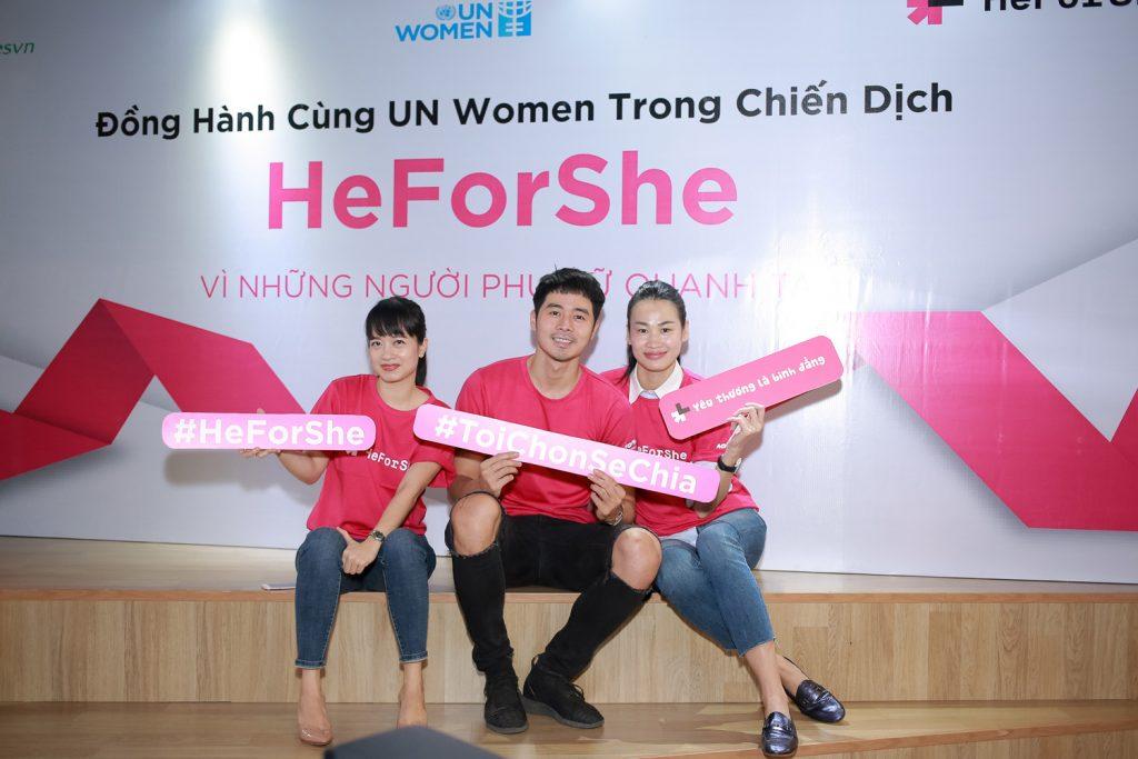 heforshe10 - Áo thun sự kiện chiến dịch #HeForShe - UN Women Việt Nam