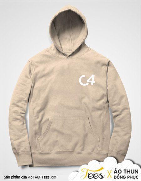 Áo hoodie 12C4 trường THPT Nguyễn Chí Thanh