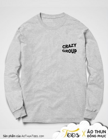 crazy group2 350x450 - Áo sweater Crazy Group