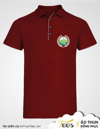Áo thun Bạn Hữu Đường Xa – Mẫu áo đỏ đô