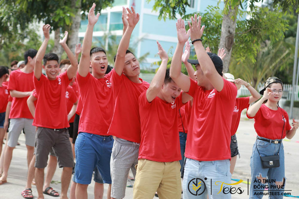 Redsun Team building 2017. 6C4A0416 copy - Đồng phục áo thun Team Building Redsun ITI Corp 2017