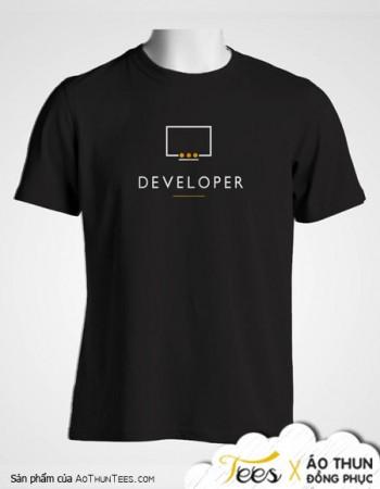 Áo thun nhóm Developer