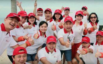 Total Việt Nam – Team Building – Phú Quốc 2016