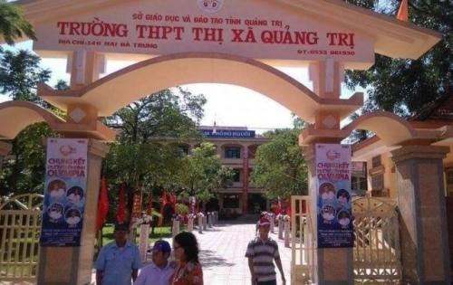 thpt tx quang tri - Áo thun lớp 11A4 - THPT Thị xã Quảng Trị