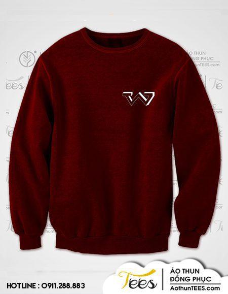 Áo sweater lớp A7 – trường Lương Thế Vinh