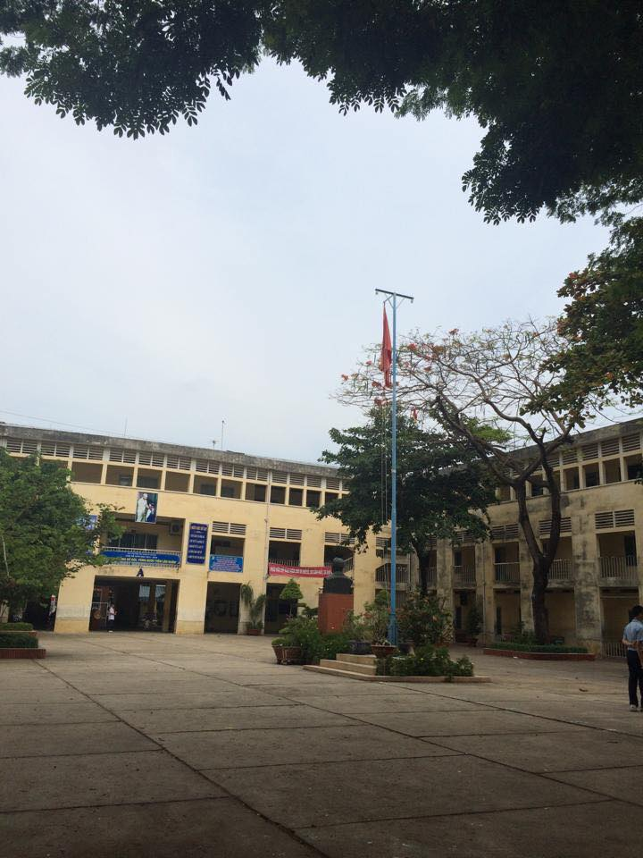 Áo thun lớp 9C – Trường THCS Ngô Tất Tố