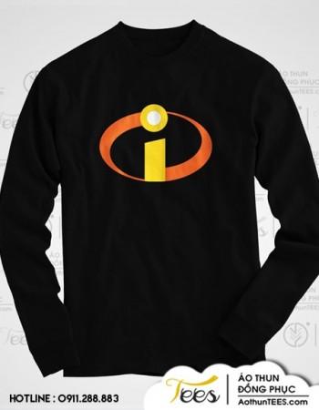 Áo sweater sự kiện trường SSIS – Mẫu Incredibles