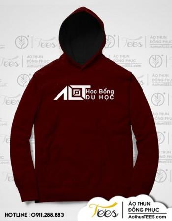 Áo hoodie Công ty Tư vấn Giáo dục Quốc tế ALT