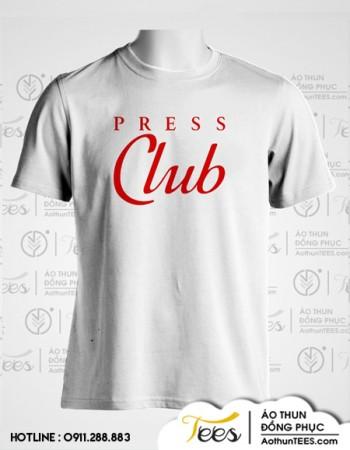 Áo thun đồng phục Press Club