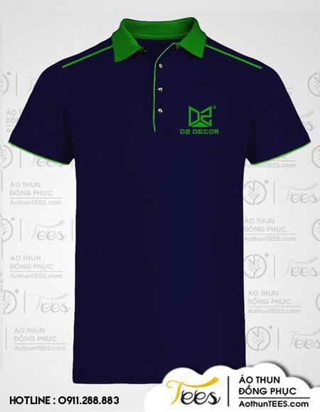Áo thun đồng phục Cửa hàng trang trí nội thất D2 Decor
