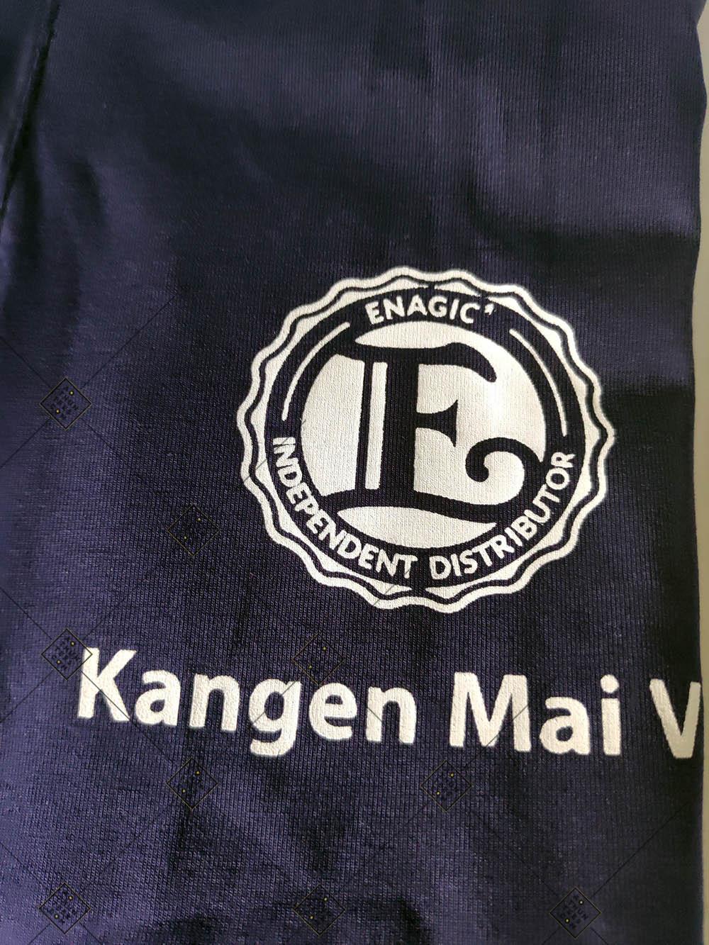 Áo thun đồng phục Công ty Kangen Water Mai Võ