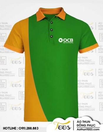 Áo thun đồng phục Ngân hàng Phương Đông OCB – Ver3