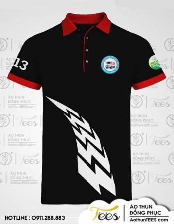 Áo thun đồng phục Bạn Hữu Đường Xa – SOS Củ Chi Liên Kết – Vệt bánh xe trắng