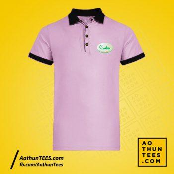 Áo thun đồng phục Công ty TNHH Cây xanh Công Minh
