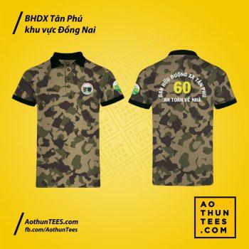 Áo thun đồng phục Bạn hữu đường xa Tân Phú – Khu vực Đồng Nai