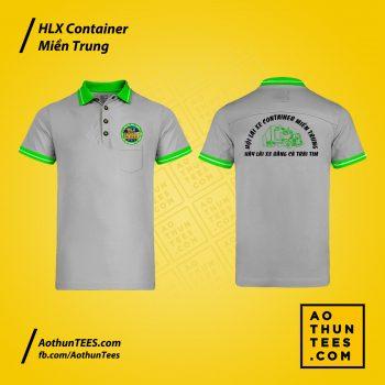 Áo thun đồng phục – Hội lái xe Container miền Trung