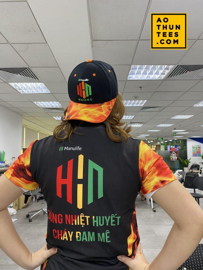 Nón (mũ) đồng phục Vùng Helen Hương Nguyễn – Manulife