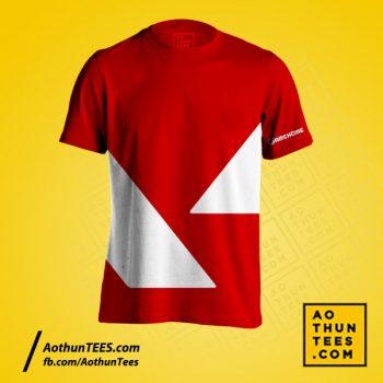 Áo thun đồng phục thương hiệu Game Valorant