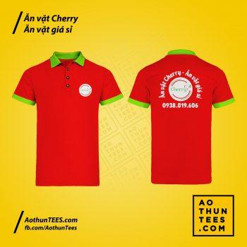 Áo thun đồng phục Công ty TNHH Chery Chery Chery