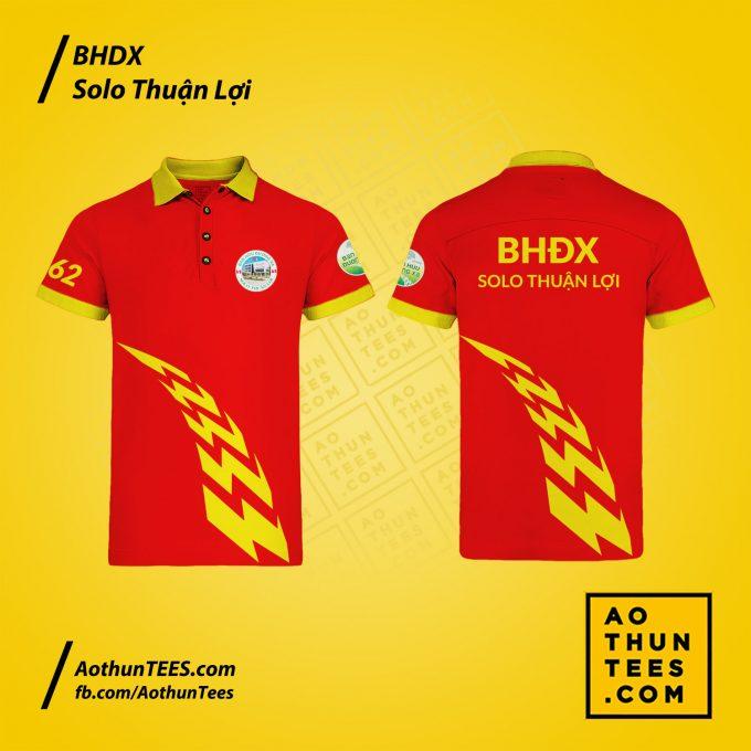 Áo thun đồng phục Bạn hữu đường xa Solo Thuận Lợi
