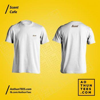 Áo thun đồng phục Scent Cafe 2020