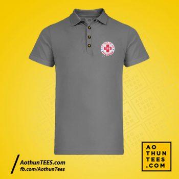 Áo thun đồng phục Công ty TNHH Cấp cứu phía Đông
